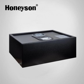 hotel top open safe box