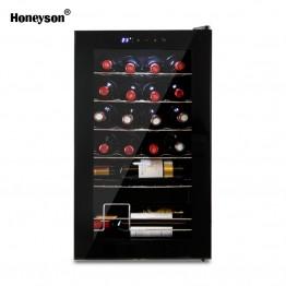 Honeyson wine cooler fridge refrigerator 24 bottles