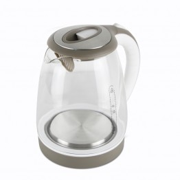 H1858 glass electric kettle for home