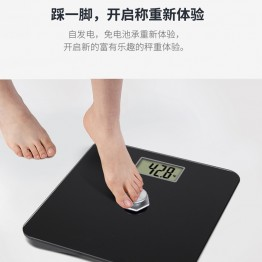 HS-D3A Hotel Bathroom Scales Battery-free