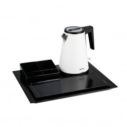 C-K81BW new hotel electric kettle tray set