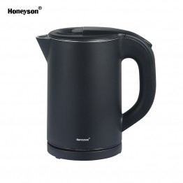H1268 black hotel electric kettle