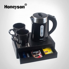M-H1262 hotel electric kettle tray set
