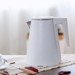 K81 white hotel electric kettle