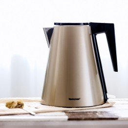 H1206 Gold hotel electric kettle